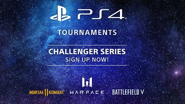 PS4 Tournaments