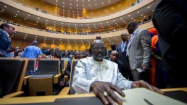 Siedziba Unii Afrykańskiej. Addis Abeba / Etiopia