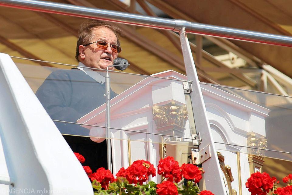 Lipiec, 2015 r. Tadeusz Rydzyk na Jasnej Górze