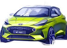 Nadchodzi nowy Hyundai i10. Debiut koreańskiego mieszczucha już we Frankfurcie