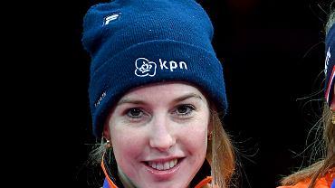 Lara van Ruijven po zdobyciu srebrnego medalu ME 2020