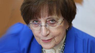 Prof. Lidia B. Brydak (materiały archiwalne)