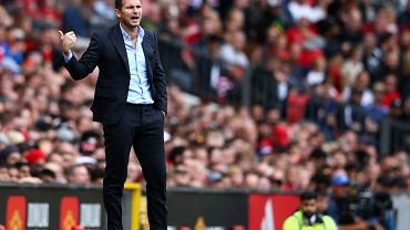 Frank Lampard skomentował blamaż Chelsea z Manchesterem United