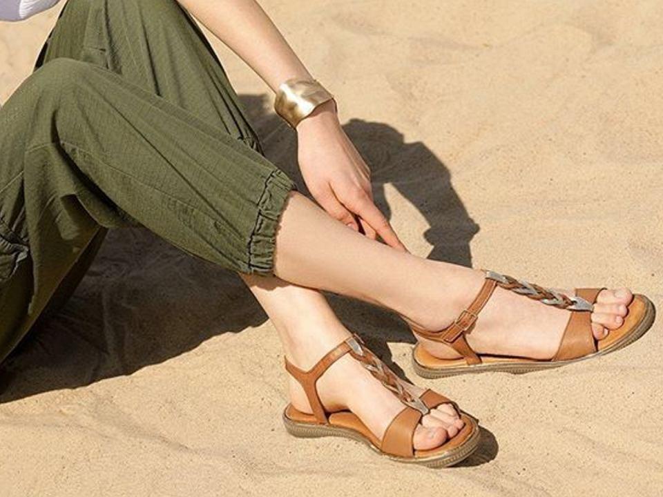 wyprzedaż venezia sandały