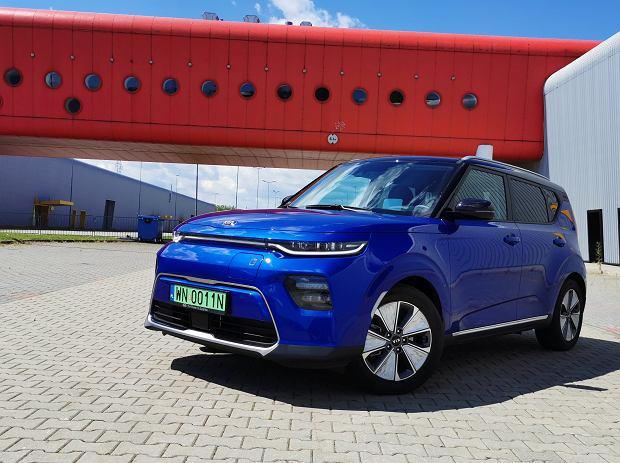 Opinie Moto.pl: Kia e-Soul 64 kWh. Na czele nowej fali