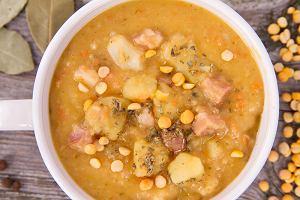 Jak zrobić grochówkę? Prezentujemy wam przepis na pyszną zupę grochową. Jak w wojsku!