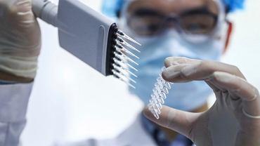 Szczepionka na koronawirusa - zdjęcie ilustracyjne