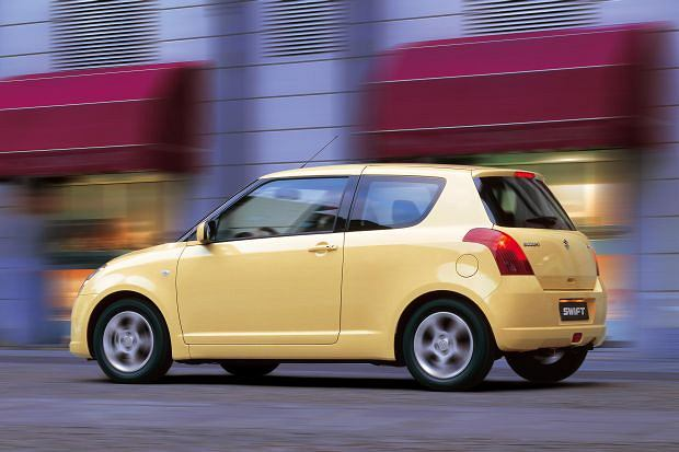 Suzuki Swift III (2005-2007)