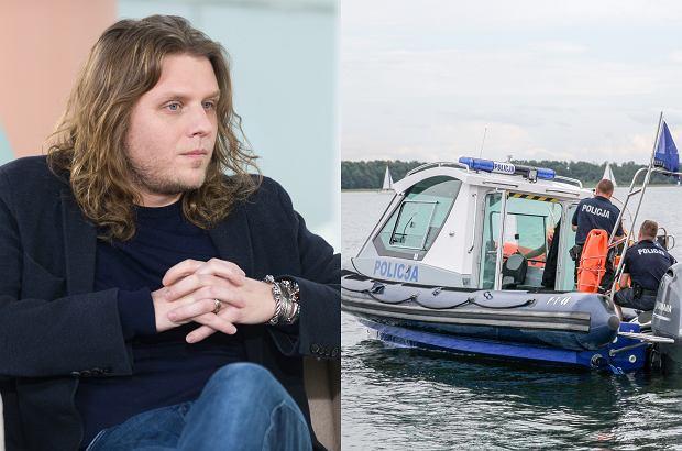 Piotr Woźniak-Starak od kilku dni jest poszukiwany. W wtorek (20 sierpnia) policja z samego rana rozpoczęła dalsze działania w celu odnalezienia mężczyzny.