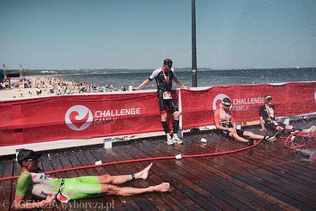 Zdjęcie numer 7 w galerii - Brytyjczyk James Teagle i Holenderka Sarissa De Vries najlepsi w triathlonowym Lotto Challenge Gdańsk 2021 [ZDJĘCIA]