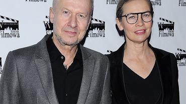 Lidia Popiel i Bogusław Linda