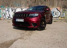 Opinie Moto.pl - Jeep Grand Cherokee Trackhawk. Jak się żyje z najszybszym SUV-em świata