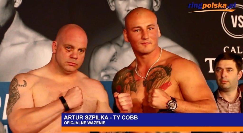 Ty Cobb i Artur Szpilka
