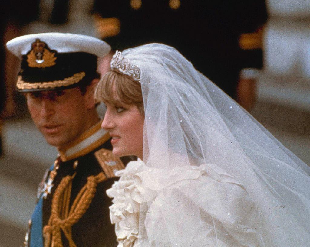 Książę Karol, księżna Diana