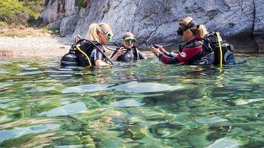 Nurkowanie w Grecji, Loutra