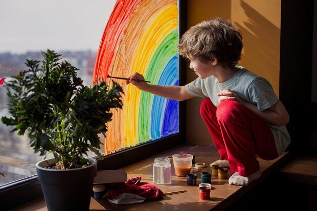 Każde dziecko przychodzące na świat ma inną, sobie właściwą podatność na odczuwanie lęku (fot. Shutterstock)