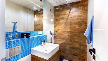 Aranżacja niedużej łazienki