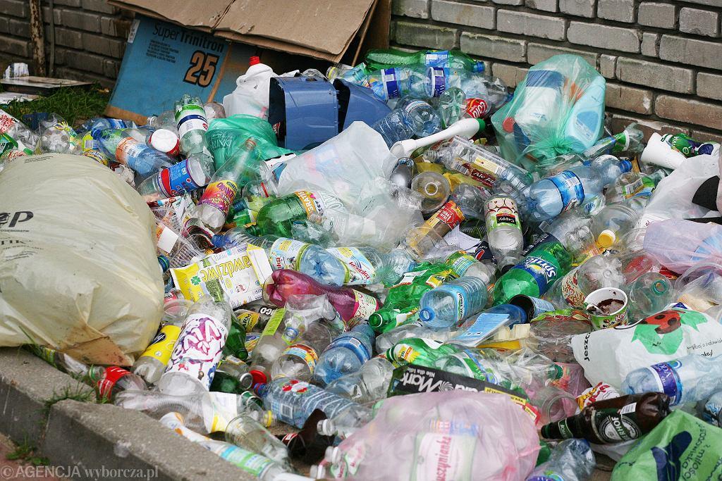 Plastik (zdjęcie ilustracyjne)