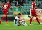 Po wygranej Górnika Zabrze Śląsk już ostatni w tabeli piłkarskiej ekstraklasy