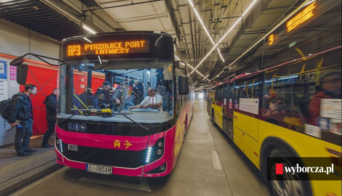 c119cb4cb54d8d Fuksjowe autobusy. Pojazdy komunikacji miejskiej w regionie w nowych barwach