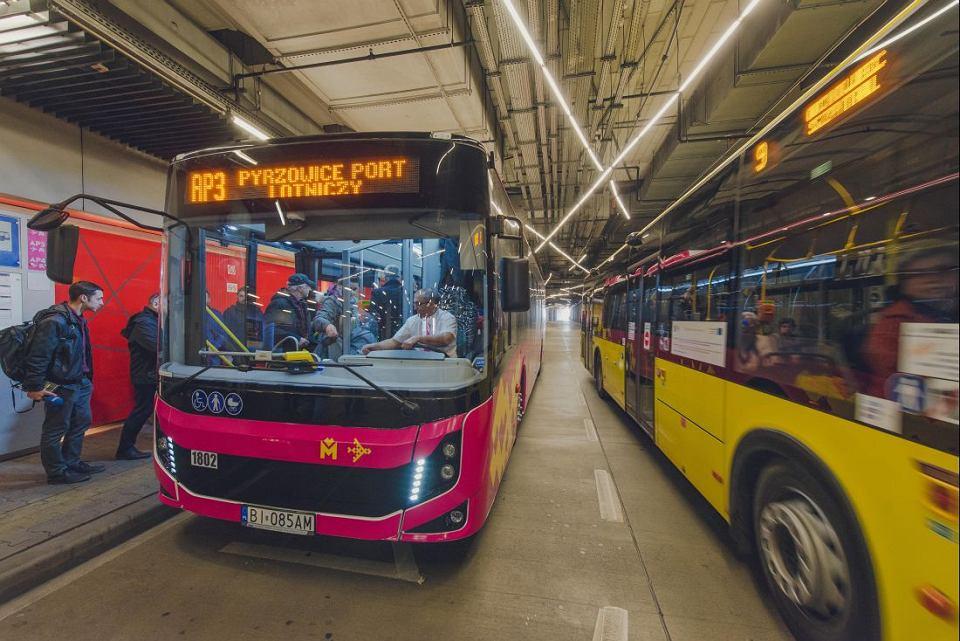 Metropolia będzie miała nowe szybkie linie autobusowe