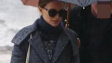 Natalie Portman w Krakowie