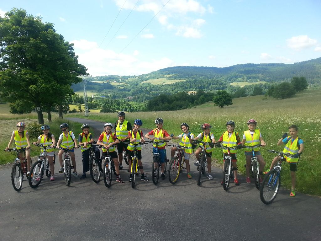 W gminie Walim są bardzo dobre warunki do rowerowych wycieczek