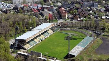 18 kwietnia 2007. Stadion GKS-u Katowice