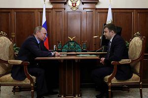 Władimir Putin mianował następcę aresztowanego ministra gospodarki Rosji