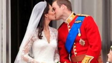Książę William, księżna Kate.
