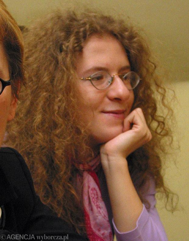 Ewa Kopacz z córką Katarzyną Kopacz w 2002 roku