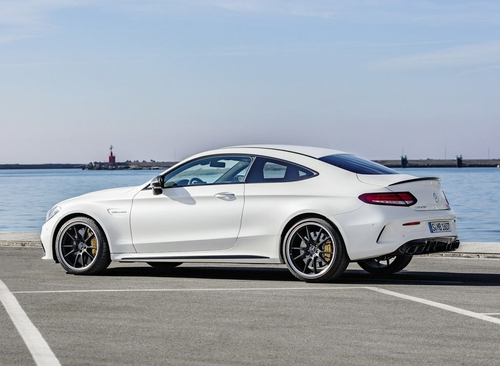 Mercedes-AMG C63 Coupe 2018