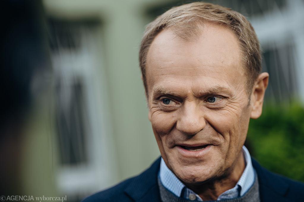 Ankietowani uważają, że Donald Tusk powinien zostać kandydatem opozycji w wyborach prezydenckich (zdjęcie ilustracyjne)