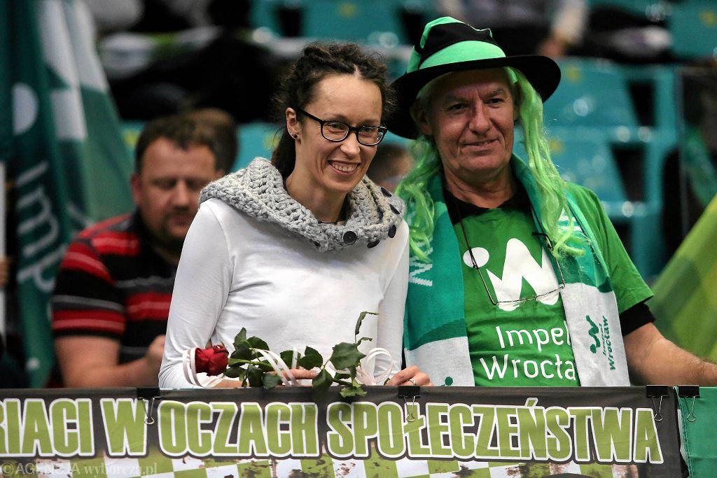 Katarzyna Mroczkowska mecze Impelu będzie już oglądać z trybun