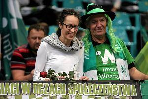 Impel Wrocław: Katarzyna Mroczkowska uhonorowana, jej koszulka zastrzeżona