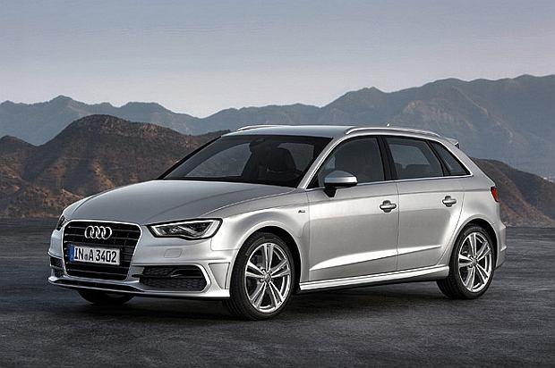 Audi A3 1.8 TFSI quattro S tronic