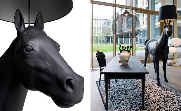 Horse lamp - Mooi