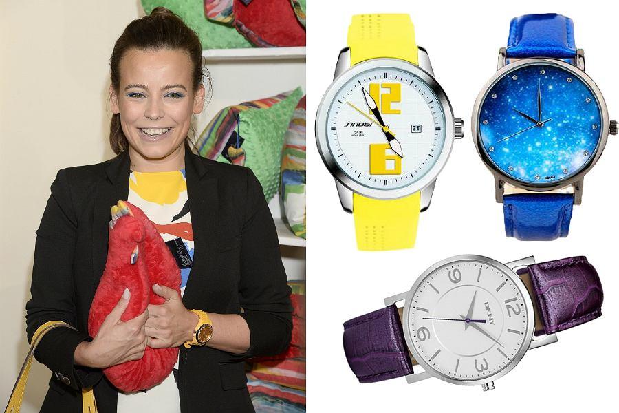 Anna Mucha - zegarek