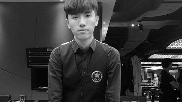 Fatalne wieści z Hongkongu. Zmarł 18-letni snookerzysta