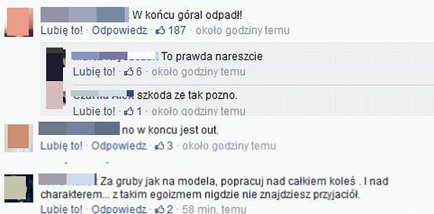 Facebook.com/Top Model TVN
