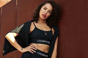 Sportowa kolekcja od Calvina Kleina - luksusowe ubrania na trening