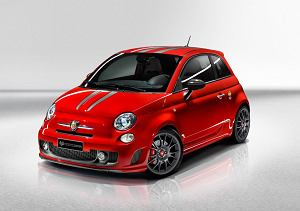 Abarth 500 Ferrari Dealers Edition