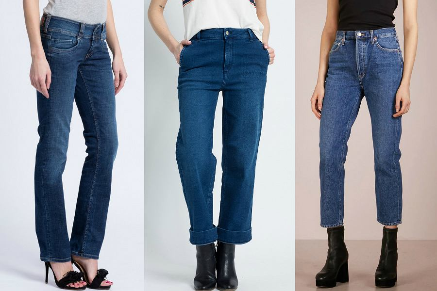 b16cf05e Modne jeansy - te modele będziemy nosić w 2018 roku [przegląd]