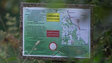 Stan wyjątkowy wprowadzono w 183 miejscowościach w pasie przygranicznym z Białorusią