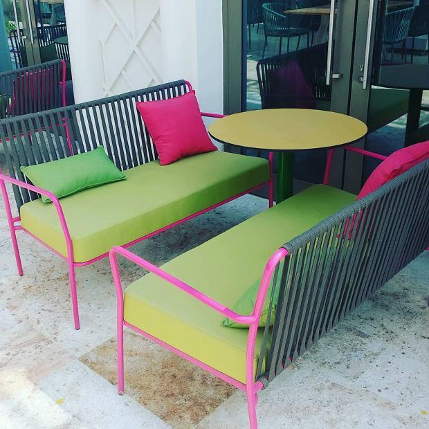 Właściciel sieci Rixosa chciał, żeby jego najnowszy hotel tętnił kolorami