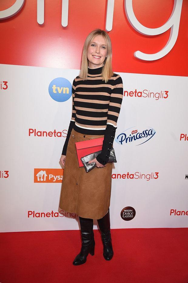 Magdalena Górska, premiera filmu Planeta Singli 3