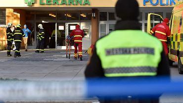 Strzelanina w Czechach