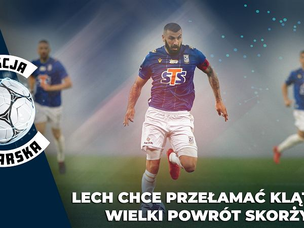 Najlepszy transfer lata w ekstraklasie! Lech Poznań szaleje