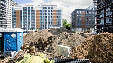Budowa osiedla Stacja Kazimierz