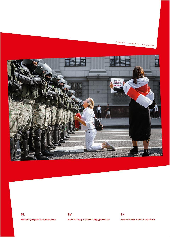 Wirtualna wystawa 'Białoruś. Droga do wolności'